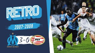 OM 3-0 PSV l 3 points pour la qualification