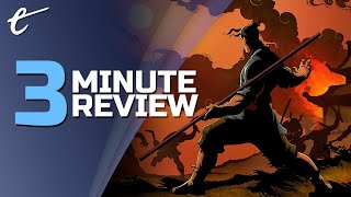 9 Monkeys of Shaolin | Review in 3 Minutes (Video Game Video Review)