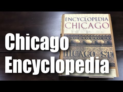 The Encyclopedia of Chicago Hardcover Book by James R. Grossman Quick Look