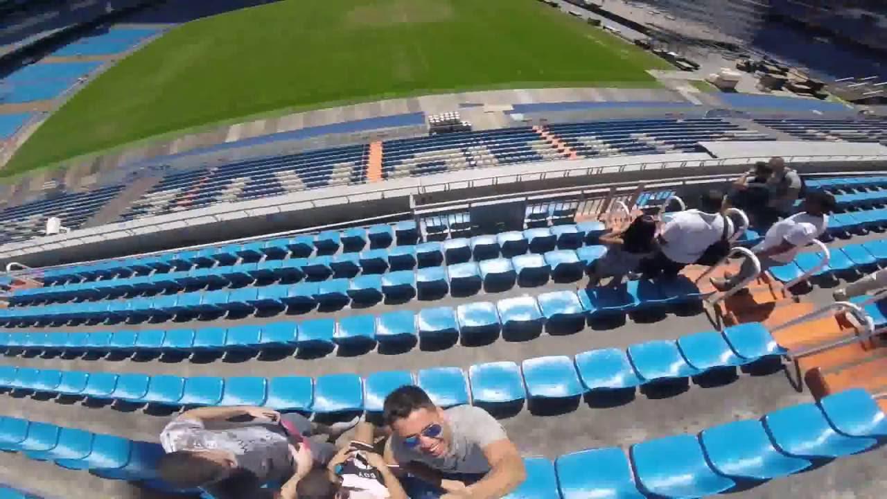 Estadio santiago bernab u desde la tribuna gopro youtube for Estadio bernabeu puerta 0