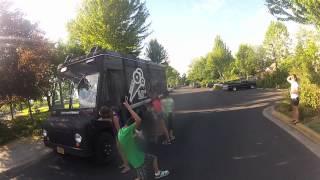 Dubstep Ice Cream Truck - 15 Minute Mural Thumbnail