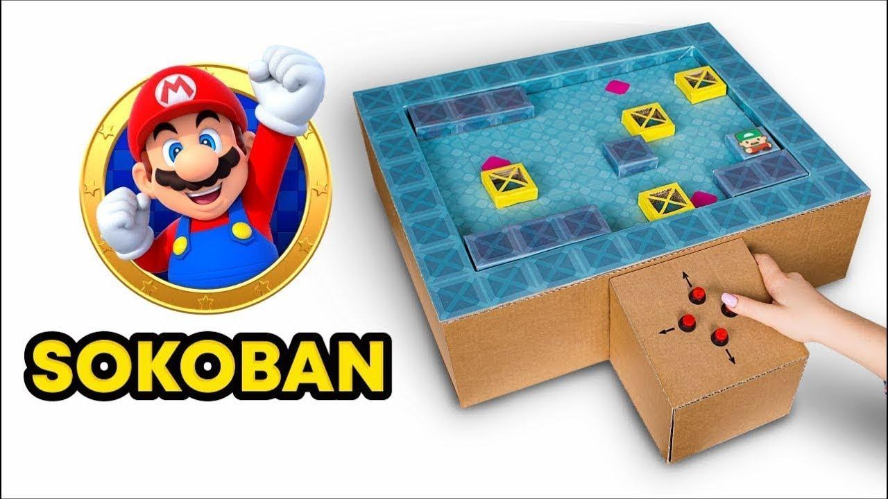 Download Sokobán un nuevo juego de mesa japonés para Sam y Susan