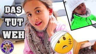 Von Schmerzen geplagt - Was hat Miley gemacht? Vlog #156 our life | Family Fun