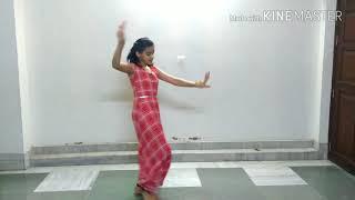 Aaj krke choti dhili dance by parul