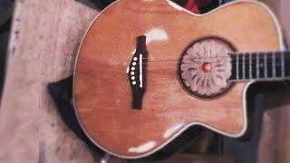 DIY Acoustic Guitar Sound Hole Cover ~ The Guitar Learner