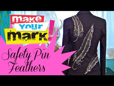 how-to:-make-safety-pin-feathers