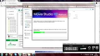 Crack Sony Vegas Movie Studio HD Platinum 11 [TUTO] | ¦FR¦ {JoNy} ¦Commenté¦  [HD]