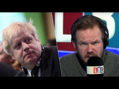James O'Brien vs nasty, lying Boris Johnson Pt.1 (plus Alastair Campbell interview)