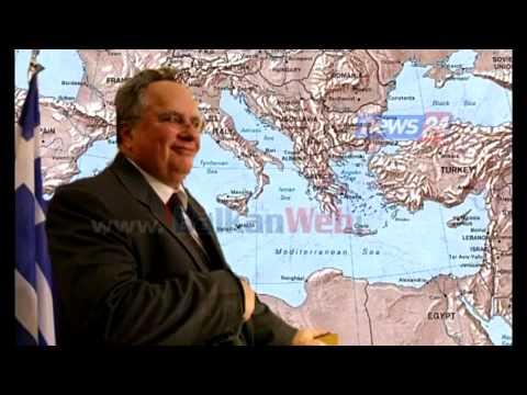 """""""Shqipëria e Madhe"""", Kotzias: Përfshin Greqinë e veriut. Reagon ambasadori Berisha"""