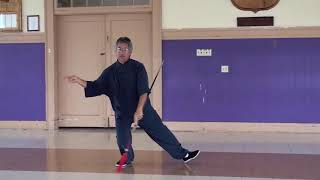 Traditional Yang Tai Chi Sword