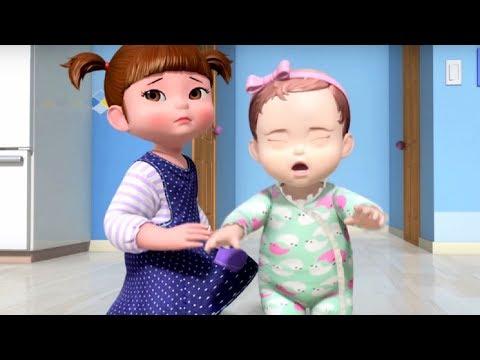 Развивающие мультики для детей - Консуни – Мамин праздник –  Серия 10