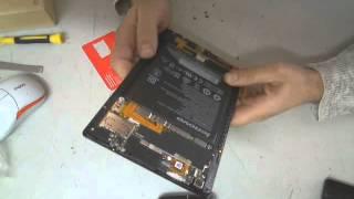 Розбирання і ремонт Lenovo Tab 2 A8-50
