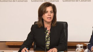 Canarias cierra los clubes de mayores y limita visitas a los hospitales