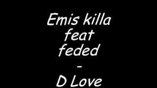Emis Killa Ft. Fedez D Love + testo