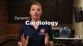 Gambar cover Dynamic Cardiology Station #1 (NREMT)
