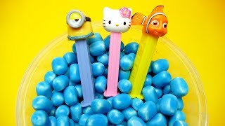 Haribo Maoam Blue Kracher PET Edition Minions Hello Kitty and more - Hide & Seek Game