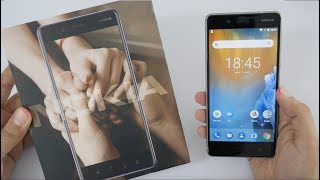 Nokia 8 Unboxing & Overview Nokia's Flagship Android Phone