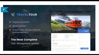 Travel Tour - Travel & Tour Management System WordPress Theme | Themeforest Download