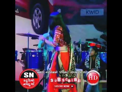 Kinjal Dave - chikni kamar pe teri mera dil fisal gaya new song 2018