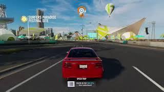 Drifting chrisfix' driftstang on Forza horizon 3