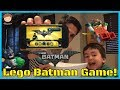 LEGO BATMAN IPHONE GAME iOS Gameplay Review Joker Dancing Games Safe Phone App for Kids and Robin