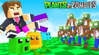 Minecraft: Série Nova! - MELHORES PLANTAS DO JOGO ! - PLANTAS VS ZUMBIS  ‹ LOKI ›