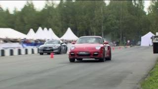 Porsche 911 Turbo Switzer R800 Vs Nissan Gt-R Switzer R850