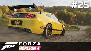 Forza Horizon 4 PC [#25] MUSTANG & Długi MARATON