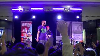 Krisko - Box TV Tour 2013 - Mall Varna