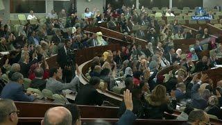 المجلس الشعبي الوطني يصادق بالأغلبية على مشروع قانون المالية 2017