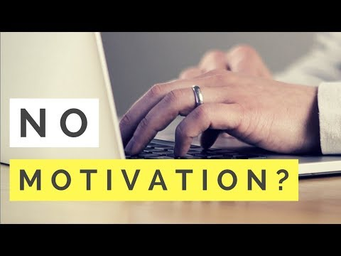 How To Get (And Stay) MOTIVATED! - 5 Motivation Tips That WORK