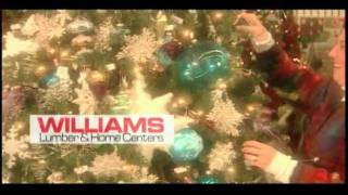 Williams Lumber Holiday Promo Tv Spot 2009 Rhinebeck Ny