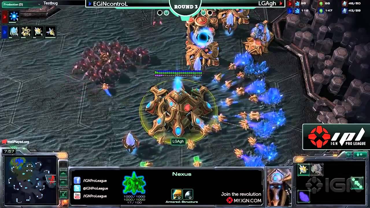 Starcraft 2 Online Tournaments