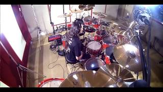 AQUILES PRIESTER - Angels and Demons/Angra (HD Resolution)