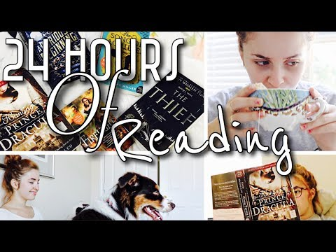 24 HOURS OF READING!