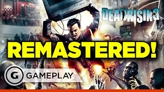5 Minutes of Dead Rising: Remastered - Head to the Stairs Gameplay
