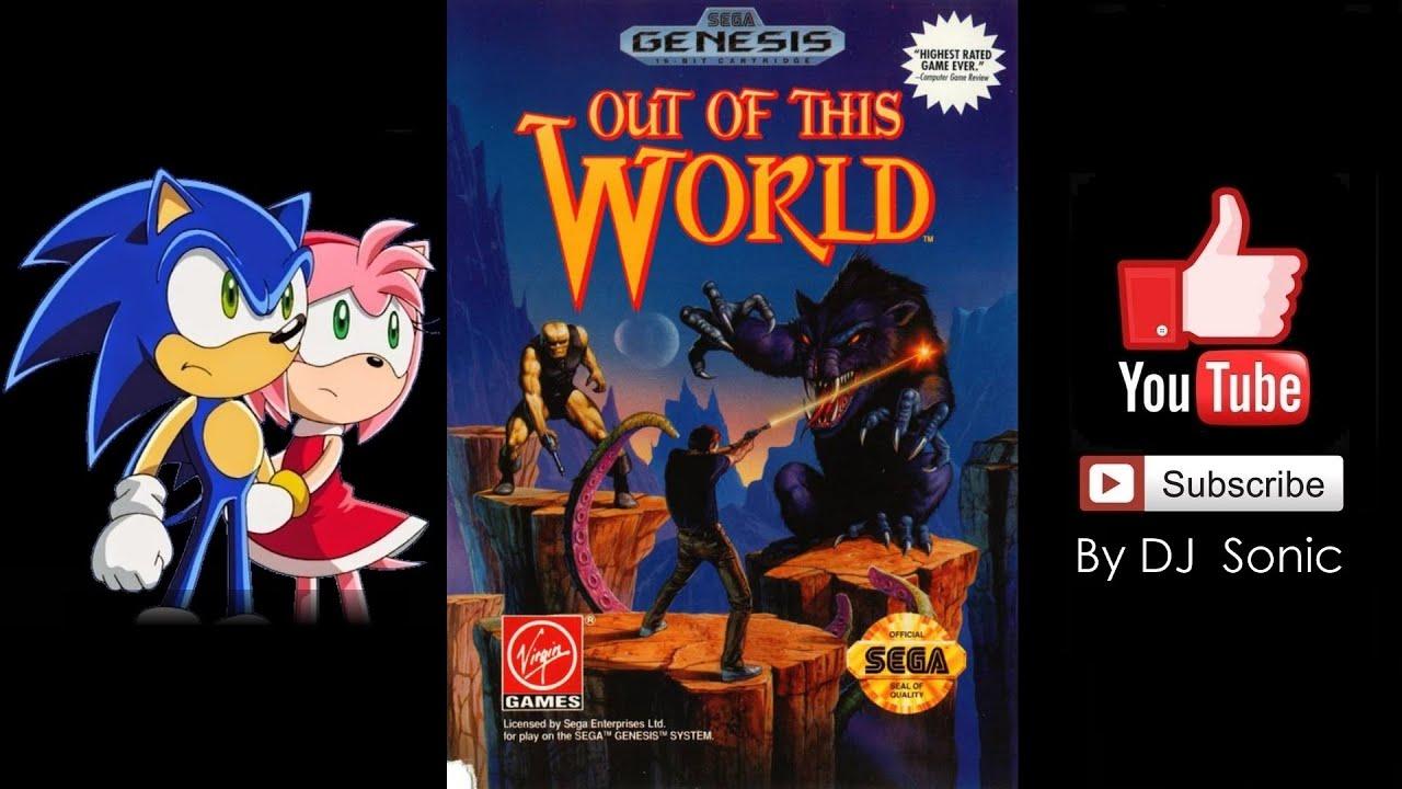 Игру на сегу another world