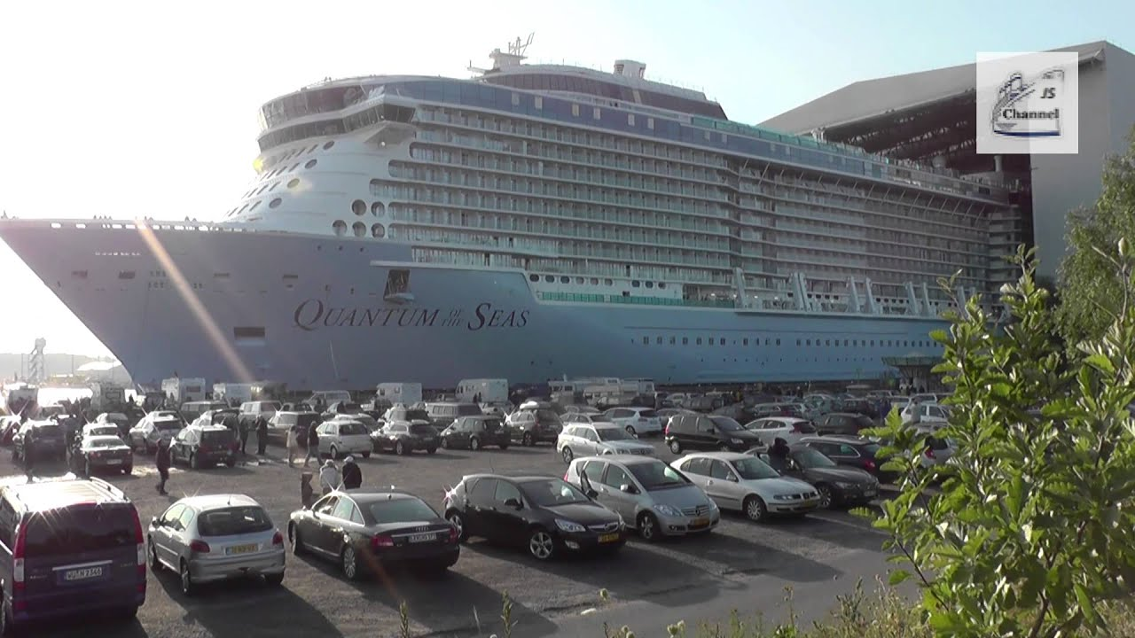"Float Out ""Quantum of the Seas"" - YouTubeQuantum Of The Seas Float Out"