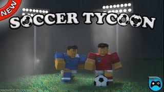 MI EQUIPO DE FÚTBOL & JOHN DOE | Roblox⭐Soccer Tycoon | GamePlaysMix