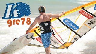 Windrider - testing Angulo Boards & Ezzy Sails
