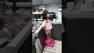 이세상에서 가장 이쁜 어린이는 누구? #육아 #자화자찬…