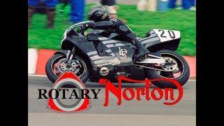 Wankel Rotary Racing Bikes - Norton !!!