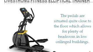 Livestrong Fitness   Elliptical