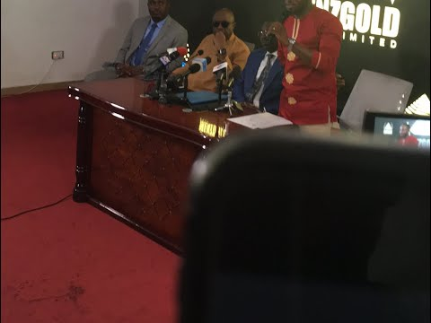 Menzgold Ghana Press Conference