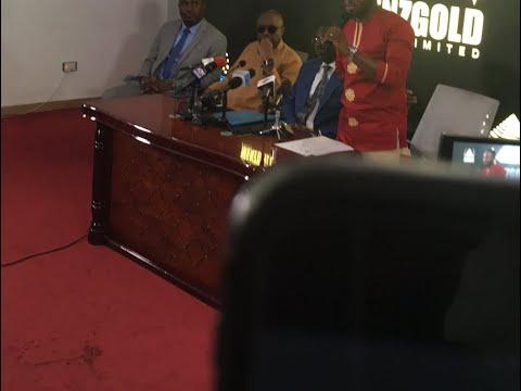 Menzgold Ghana Press Conference