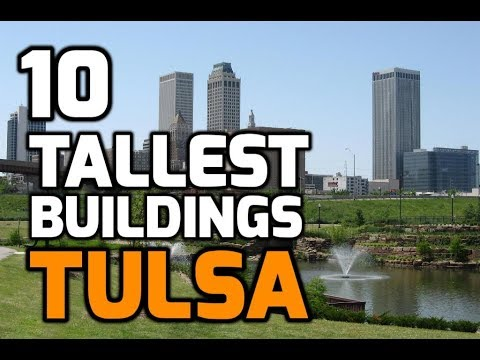 Top 10 Tallest buildings in TULSA