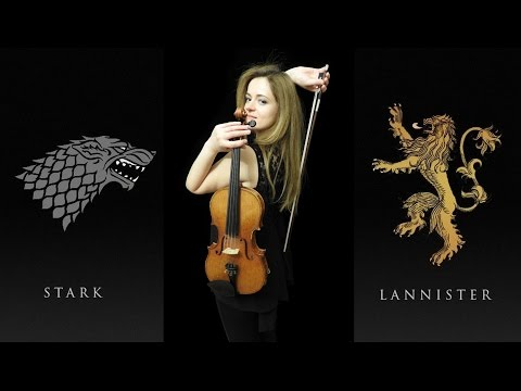 GoT: ''The Rains of Castamere'' & ''The North Remembers'' [vocal & violin cover] by Seda BAYKARA