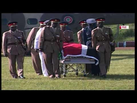 Celebrating the life of Michael Kijana Wamalwa on the anniversary of his death.