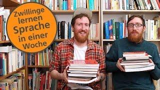 Britische Zwillinge lernen Türkisch in einer Woche