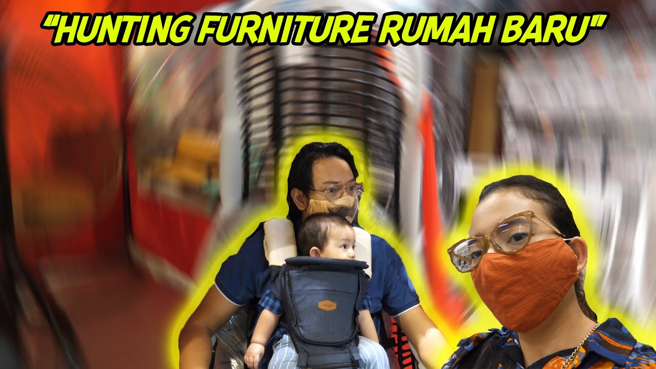 HUNTING FURNITURE RUMAH BARU!